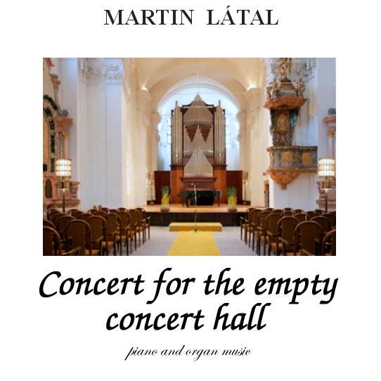 Concert for the emty concert hall